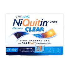 NIQUITIN*7CER TRANSD 21MG/24H Disassuefazione dal fumo
