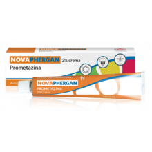 NOVAPHERGAN*2% CR 30G Pomate, cerotti, garze e spray dermatologici