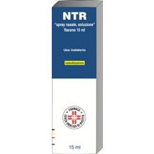 NTR Spray Nasale 15 ml 027077027 Farmaci Per Naso Chiuso E Naso Che Cola