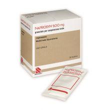 Naprosyn 30 Bustine 250 mg 023177090  Farmaci Antinfiammatori