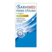 Narhimed Naso Chiuso Gocce Rinologiche 015598016 Farmaci Per Naso Chiuso E Naso Che Cola