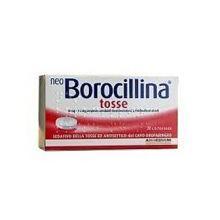 Neo Borocillina Tosse 20 Pastiglie 027081049 Farmaci Per La Tosse Secca