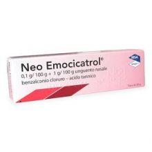 Neoemocicatrol Unguento rinologico 20g Altri disturbi
