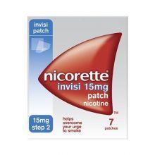 Nicorette 7 Cerotti Transdermici Nicotina 15mg/16h Disassuefazione dal fumo