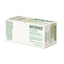 Nitens Collutorio Flacone 200 ml 0,223% Antinfiammatori e anestetici per la bocca