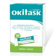 Okitask Granulato 30 Bustine 40 mg 042028050 Farmaci Antinfiammatori