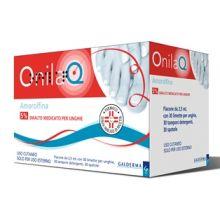 Onilaq 2,5 ml Smalto Unghie Amorolfina 5% Disassuefazione dal fumo