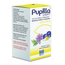 PUPILLA LIGHT*COLL 10ML 0,01% Antimicrobici