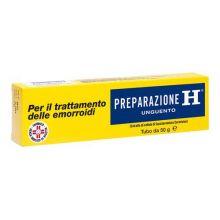 Preparazione H Unguento 1,08% 50 g 017389103 Antiemmorroidari