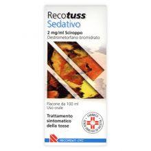 Recotuss Sedativo sciroppo 100 ml 025273095 Farmaci Per La Tosse Secca