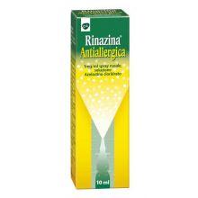 Rinazina Antiallergica Spray Nasale 10 ml 041174020 Farmaci Per Naso Chiuso E Naso Che Cola
