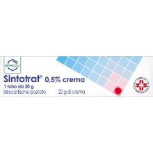 SINTOTRAT*CREMA DERM 20G 0,5% Pomate, cerotti, garze e spray dermatologici