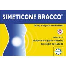 Simeticone Bracco 24 Compresse masticabili 120mg Digestivi