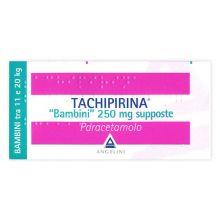 Tachipirina Bambini 10 Supposte 250 mg 012745042 Paracetamolo