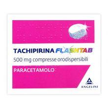 Tachipirina Flashtab 12 Compresse 250 mg 034329122 Paracetamolo