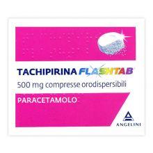 Tachipirina Flashtab 16 Compresse 500 mg 034329058 Paracetamolo