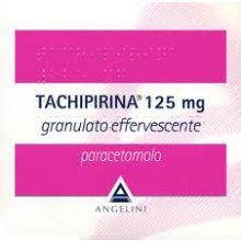 Tachipirina Granulato Effervescente 20 Bustine 125 mg 012745129 Paracetamolo