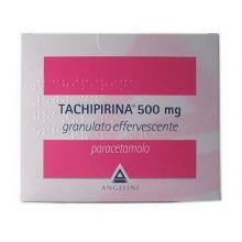 Tachipirina Granulato Effervescente 20 Bustine 500 mg 012745117 Paracetamolo