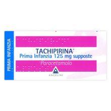 Tachipirina Prima Infanzia 10 Supposte 125 mg 012745079 Paracetamolo