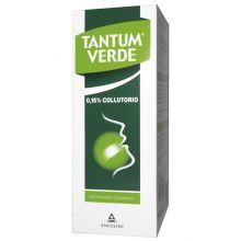Tantum Verde Collutorio 240 ml 0,15% 022088076 Antinfiammatori e anestetici per la bocca