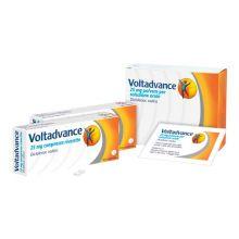 Voltadvance 10 Compresse Rivestite 25 mg 035500014 Farmaci Antinfiammatori