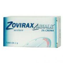 Zovirax Labiale Crema 2g 5% Pomate, cerotti, garze e spray dermatologici
