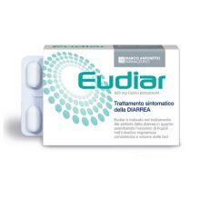 EUDIAR 24 COMPRESSE DA 625MG  Regolarità intestinale e problemi di stomaco