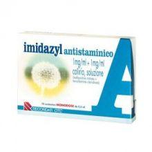 Imidazyl Antistaminico Collirio 10 Flaconcini 0,5 ml 035469028 Colliri antistaminici