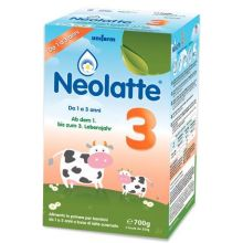 Neolatte 3 Bio Polvere 700 g Latte per bambini