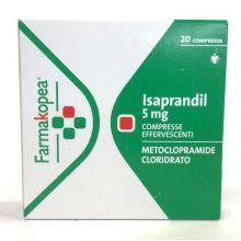 Isaprandil 20 Compresse Effervescenti Da 5 mg 035488016 Antinausea