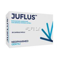 Juflus 30 Capsule Molli Prostata e Riproduzione Maschile