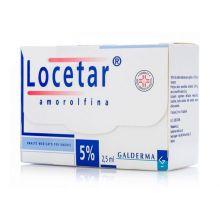 Locetar Smalto Per Micosi Unghie Con Amorolfina Al 5 % Flacone Da 2,5 ml Onicomicosi