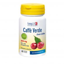 LongLife Caffè Verde 60 Capsule Controllo del peso