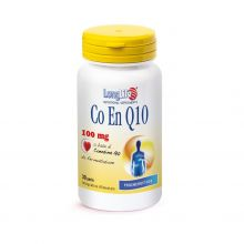 LongLife Co En Q10 100mg 30 Perle Vitamine