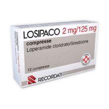 Losipaco 12 Compresse 2 mg+ 125 mg 042141061 Farmaci Antidiarroici