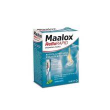 Maalox RefluRapid 20 Bustine Regolarità intestinale e problemi di stomaco