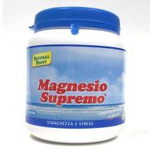Magnesio Supremo 300 g Magnesio e zinco