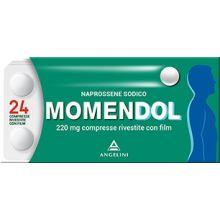 Momendol 24 Compresse Rivestite 220 mg codice 025829185 Farmaci Antinfiammatori