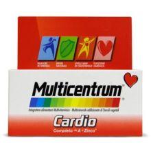 Multicentrum Cardio 60 Compresse Colesterolo e circolazione