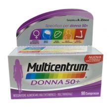 Multicentrum Donna 50+ 90 Compresse Per la donna