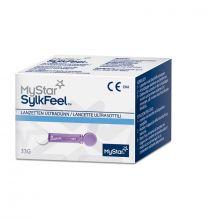 MyStar SylkFeel Lancette G33 50 Pezzi Lancette pungidito