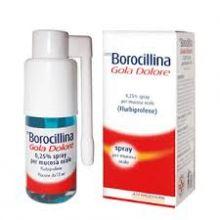 Neo Borocillina Gola Dolore Spray Menta 15 ml 035760038 Farmaci per mal di gola