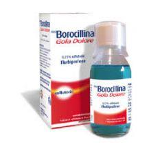 Neoboro Golado Collutorio 160 ml Antinfiammatori e anestetici per la bocca