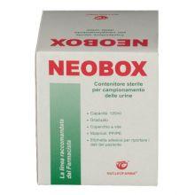Neobox Contenitore Urine 120 ML Urinocoltura