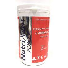 Nutrixam Forza 400 Compresse 935051793 Proteine e aminoacidi