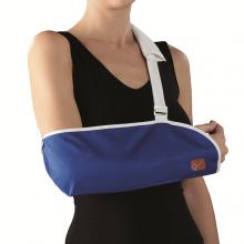 REGGIBRACCIO SEMPLICE BLU MISURA  XL Tutori spalla e braccio