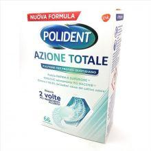 Polident Azione Totale 66 Compresse Prodotti per dentiere e protesi dentarie