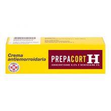 Prepacorth Crema Rettale Emorroidi 20 g 0,5 g+5g/100g 025751013 Antiemmorroidari
