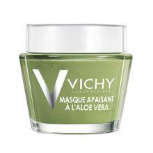 Vichy Maschera Viso Minerale Lenitiva all'Aloe Vera 75ml Esfolianti viso e maschere