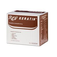 Rev Keratin 30 Bustine Integratori per capelli e unghie